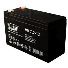 AKUMULATOR AGM -MB-7,2AH-12V,